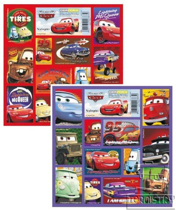 Nalepki Cars Auta  (NZCA)