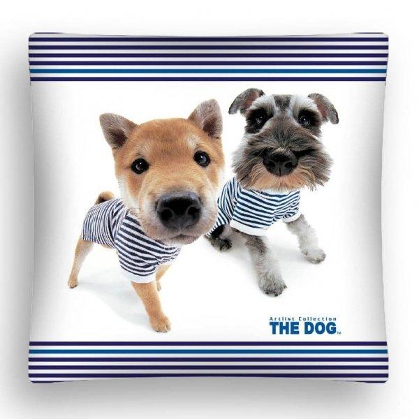 Poszewka na poduszkę 3D THE DOG 40 x 40 cm (DOG07MF)