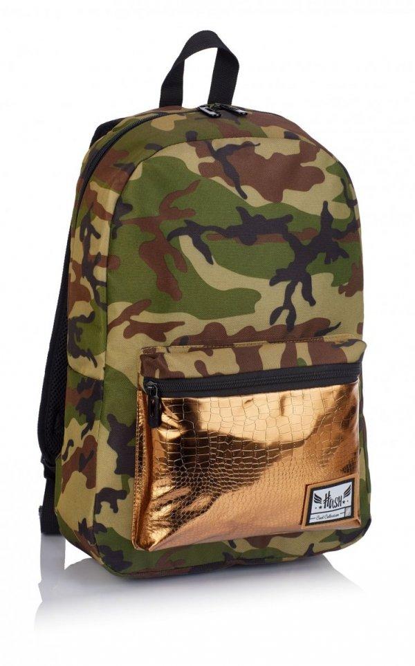 Plecak HASH moro FASHION GOLD HS-126 (502019083)