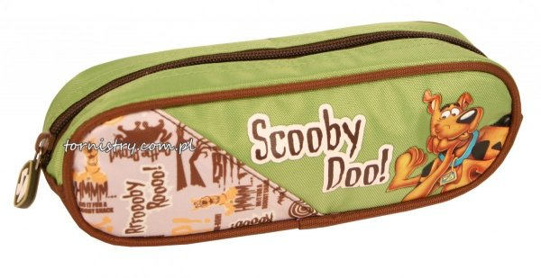 Piórnik Scooby Doo, Licencja Hannah-Barbera (SDB033)