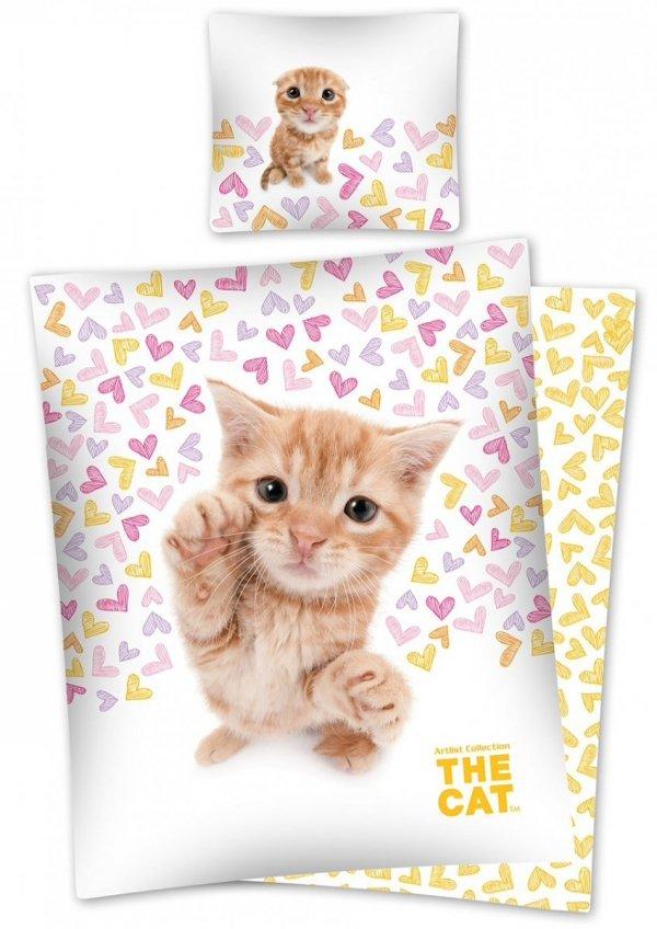 Komplet pościeli pościel THE CAT 160 x 200 cm (CAT11DC)