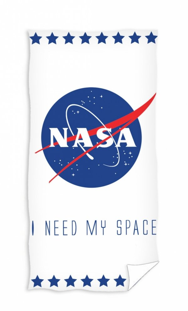 Ręcznik plażowy kąpielowy NASA 70 x 140 cm (NASA201019)