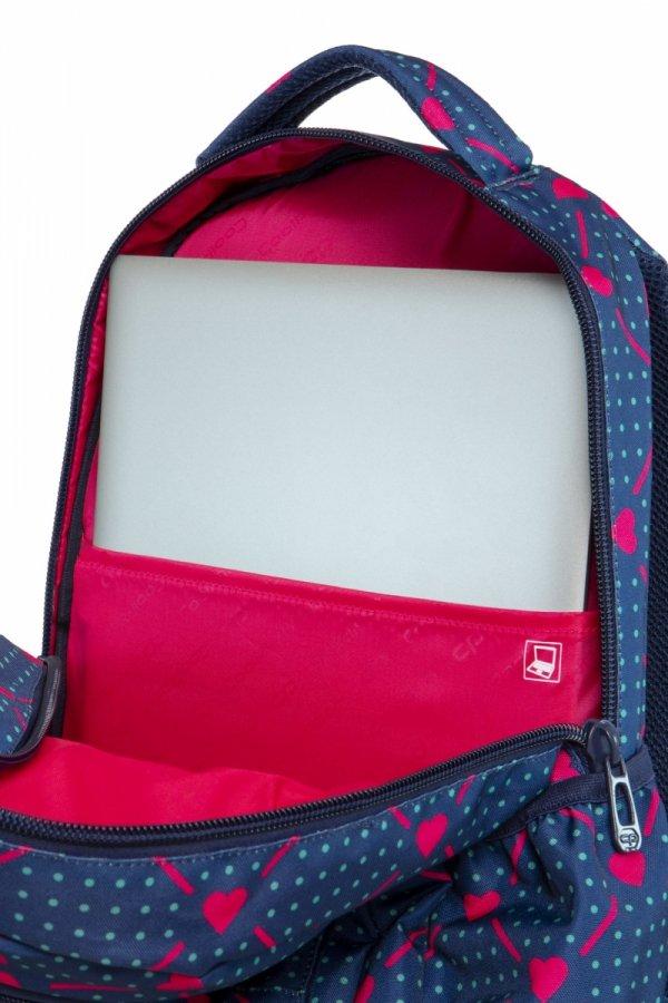 Plecak CoolPack BASIC PLUS połączenie serc, HEART LINK (B03009)