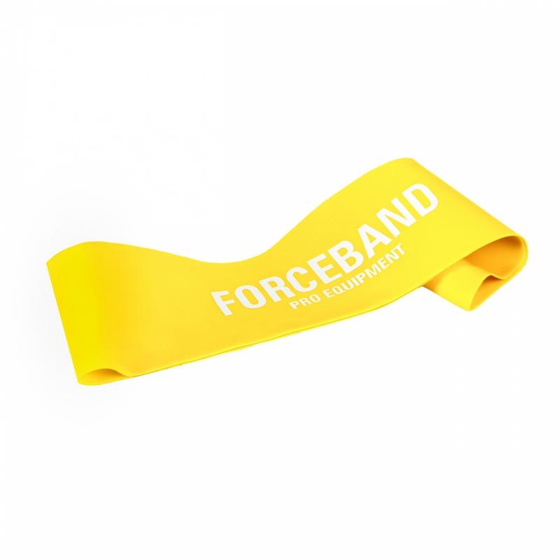 Żółta taśma Mini Band