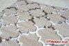 ARTOS d. beige beżowa koniczyna marokańska