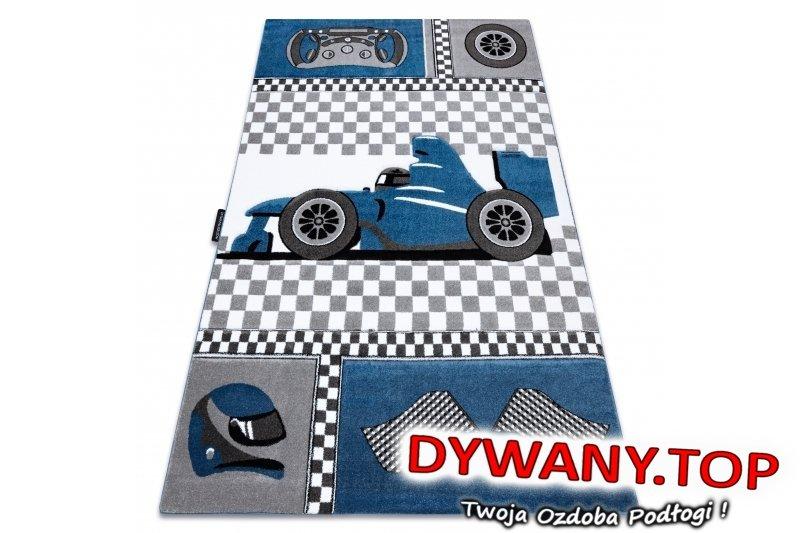 PETIT RACE wyścigówka formuła 1 auto niebieski