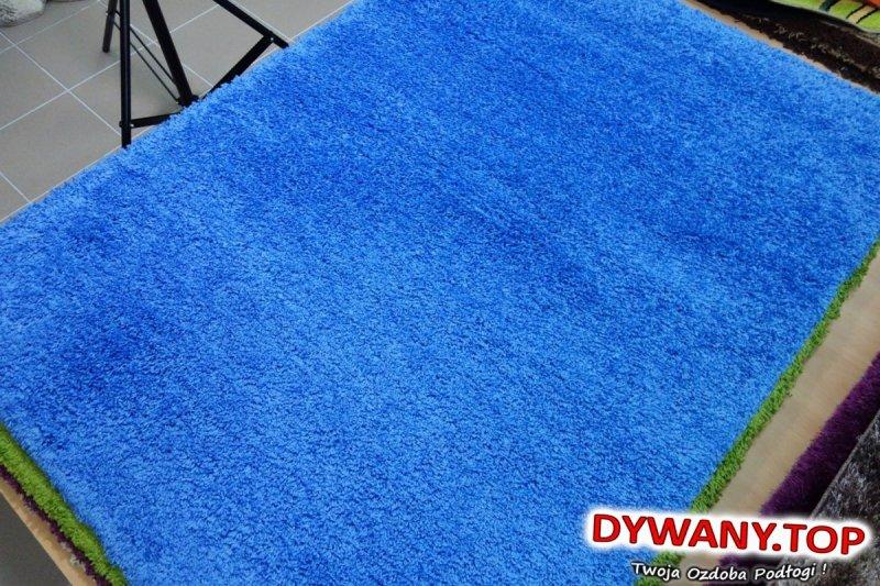 SHAGGY M niebieskie
