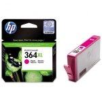 HP oryginalny ink CB324EE, HP 364XL, magenta, blistr, 750s, HP Photosmart B8550, C5380, D5460