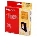 Oryginalny, kompatybilny Tusz Ricoh do GX2500/3000/3050/5050/7000 | 1 000 str. | yellow