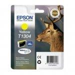Oryginalny, kompatybilny Tusz Epson T1304  do  Stylus  BX-525WD/535WD, SX620FW | 10,1ml | yellow