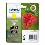 Oryginalny, kompatybilny Tusz Epson  T29  do  XP-235/332/335/432  3,2 ml   yellow