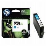 Oryginalny, kompatybilny Tusz HP 935XL do Officejet Pro 6230/6830 | 825 str. | cyan