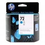 Tusz HP 72 Vivera do Designjet T610/1100/1200/1300   69ml   cyan