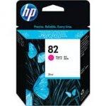Tusz HP 82 do Designjet 510 | 28 ml | magenta