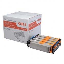 OKI oryginalny bęben z 44968301, CMYK, 30000s, dla OKI EP-C301, 321, 331, 511, 531, MC352, 362, 562