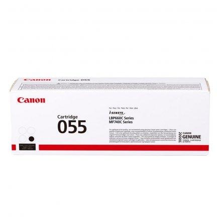 Toner Canon CRG055BK do i-SENSYS MF742Cdw/MF744Cdw | 2300 str. | Black