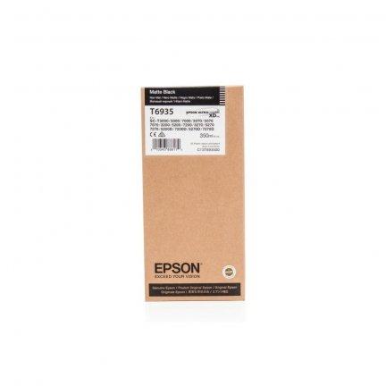 Tusz Epson UltraChromeXDTdo SC-T3000/T5000/T7000  | 350 ml | matte black