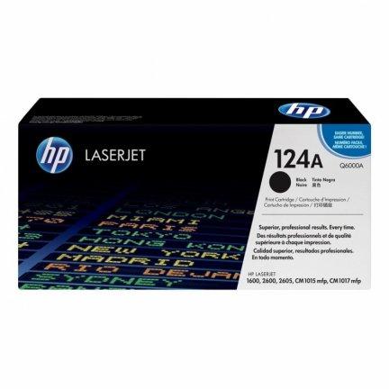Oryginalny, kompatybilny Toner HP 124A do LaserJet 1600/2600/2605, CM1015/1017   2 500 str.   black