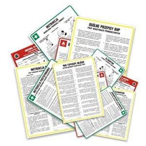 Instrukcja usuwania śmieci, odpadów i ścieków 422-134
