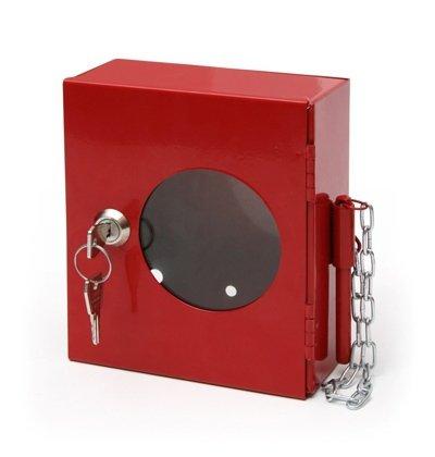 Kasetka na kluczyk ewakuacyjny ze zbijakiem