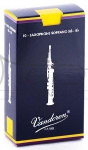 VANDOREN CLASS. stroiki do saksofonu sopranowego - 3,0 (10)