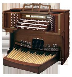 ALLEN organy cyfrowe seria Church, model DB-372a Diane Bish