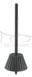 K&M 17782 nasada do statywu flet i flet piccolo - ø 6.5 mm