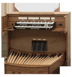 ALLEN organy cyfrowe seria Church, model CF-10