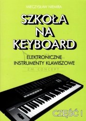 NIEMIRA M.: Szkoła na keyboard z.1