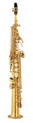 YAMAHA saksofon sopranowy Bb YSS-875 EXHGG pozłacany, z futerałem
