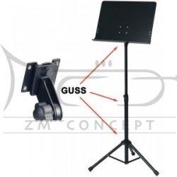 GEWA BSX pulpit orkiestrowy do nut czarny 02900752