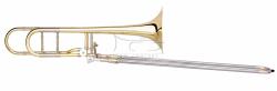 B&S puzon tenorowy Bb Challanger I BSMS1N-1-0, lakierowany, z futerałem