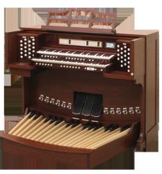 ALLEN organy cyfrowe seria Church, model DB-242a Diane Bish