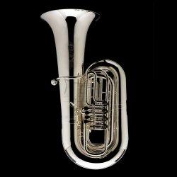 WESSEX tuba Bb TB690HPGL Kaiser lakierowana, 6/4, z futerałem