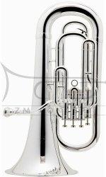 BESSON eufonium Bb Prodige BE164-2-0, posrebrzane, 4 wentyle w rzędzie, z futerałem