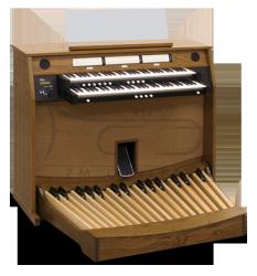 ALLEN organy cyfrowe seria Historique, model Historique I