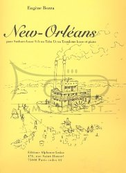 Bozza, Eugène New Orleans : na tubę (sakshorn lub puzon) i fortepian