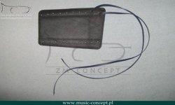 ZMC uchwyt ochronny do waltorni/parforce skórzany