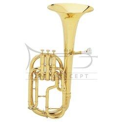 BESSON sakshorn tenorowy Eb Prestige BE2050G-1G lakierowany, z futerałem