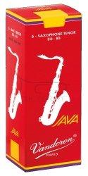 VANDOREN JAVA RED stroiki do saksofonu tenorowego - 3,0 (5)
