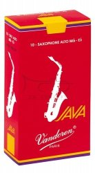 VANDOREN JAVA RED stroiki do saksofonu sopranowego - 3,5 (10)