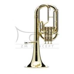 BESSON sakshorn tenorowy Eb Sovereign BE950-2-0 posrebrzany, z futerałem
