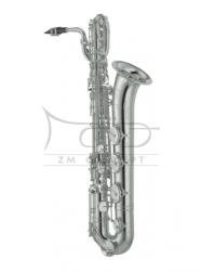 YAMAHA saksofon barytonowy Eb YBS-62SII posrebrzany, z futerałem