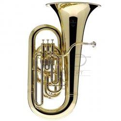 BESSON tuba Eb Sovereign 982-1-0, lakierowana, 4 wentyle tłokowe (3+1), kompensacyjna, z futerałem