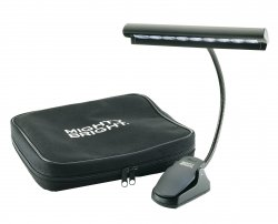 K&M 85670 lampka MUSIC STAND LIGHT »MIGHTY BRIGHT«