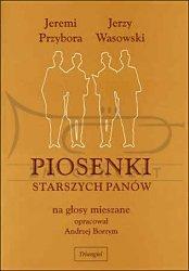 TRIANGIEL Przybora Jeremi, Jerzy Wasowski, Piosenki Starszych Panów na głosy mieszane