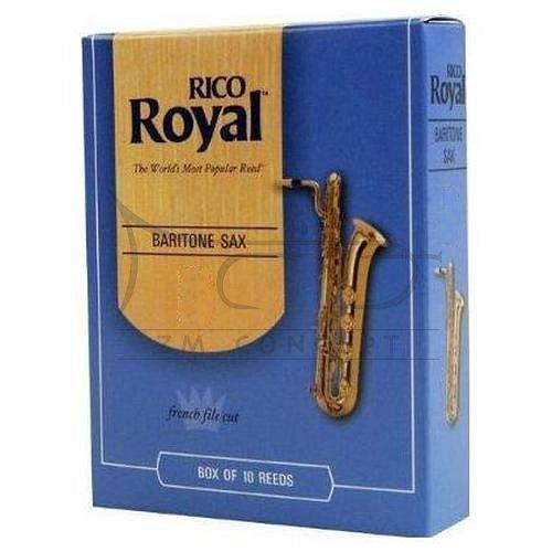 RICO ROYAL stroiki do saksofonu barytonowego - 3,5 (10)