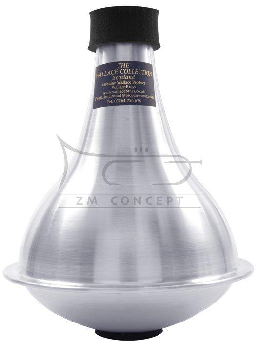 WALLACE Trombone compact practice mute (do ćwiczenia) TWC-M19C