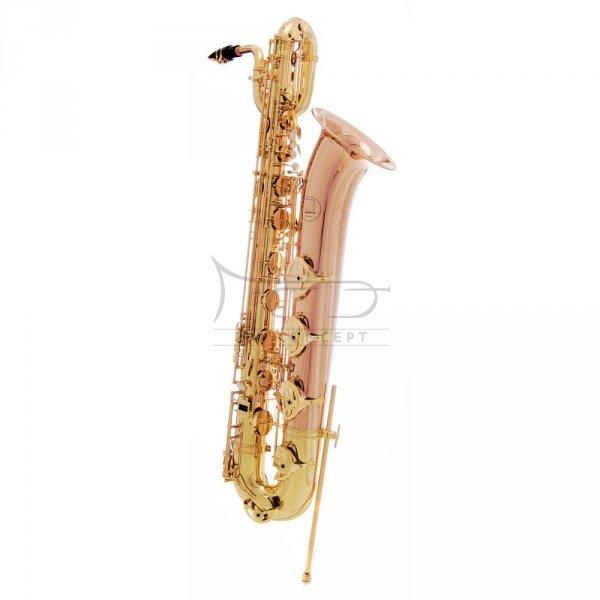 JOHN PACKER saksofon barytonowy Es JP144, lacquer, lakierowany, z futerałem
