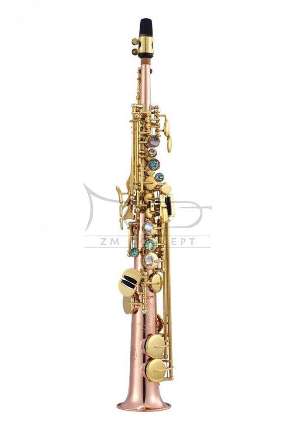 JOHN PACKER saksofon sopranino Es JP146Atom Lacquer, lakierowany, z futerałem